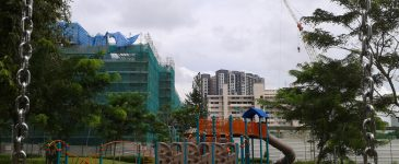 Yong Hup Seng Mesh_Children Play, Adult Fitness n Elderly Stations at Clementi Park (2)