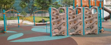 Yong Hup Seng Mesh_Children Play, Adult Fitness n Elderly Stations at Clementi Park (4)